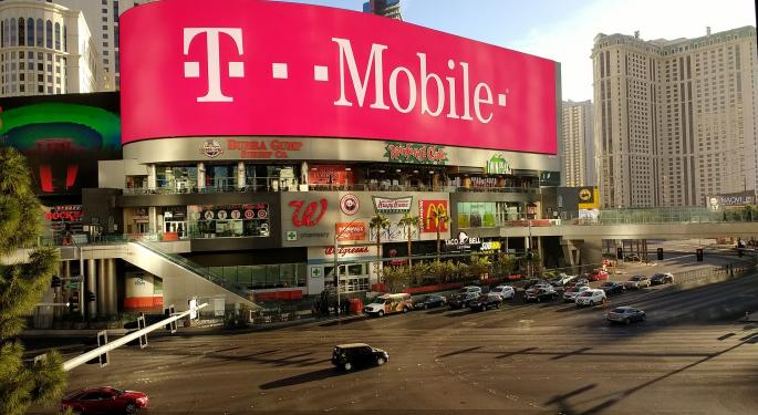 Option Trader Bets $2.5M On T-Mobile Ahead Of Earnings