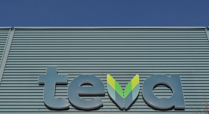 Teva Analyst Says Shares Are Pricing In Too Much Risk