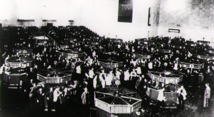 This Day In Market History: Black Tuesday