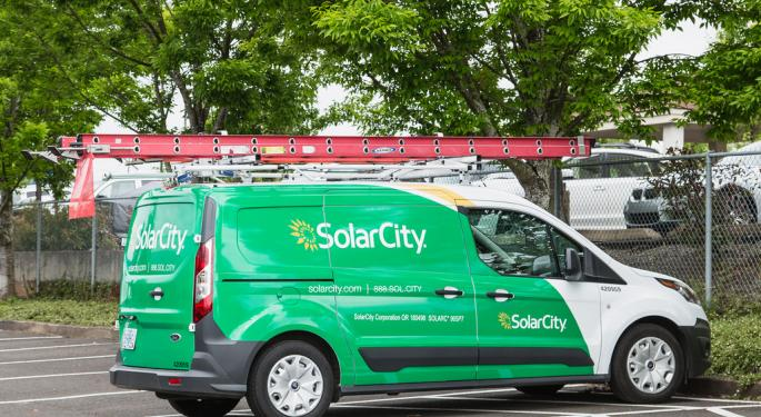 SolarCity's $227M Financing Is A 'Major Catalyst'; Avondale Says Buy The Stock