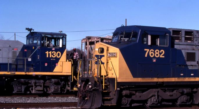 CSX Delivers Q1 Beat, Meanwhile New CEO Brings Both Changes And Challenges