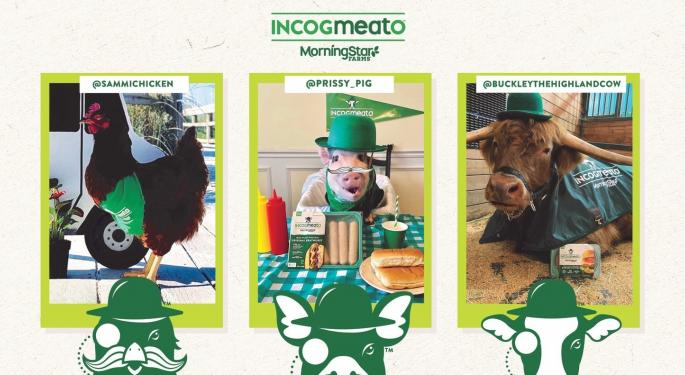 Kellogg's Marketing Campaign To Promote Plant-Based Food: Instagram Famous Animals
