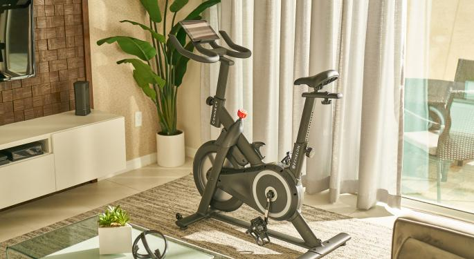 Amazon Takes On Peloton With Connected Fitness Prime Bike