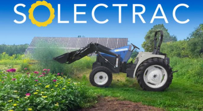 Are Electric Tractors The Next EV Growth Market?