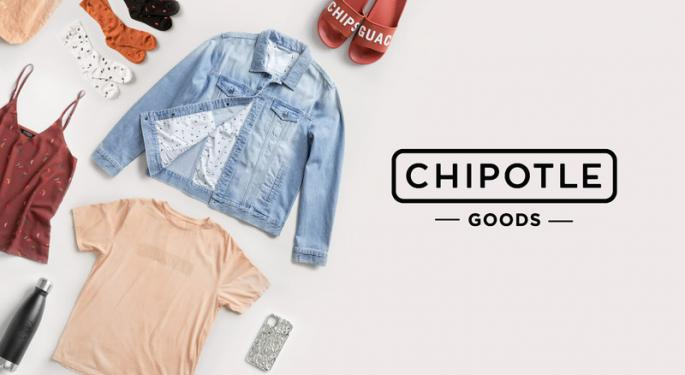 Would You Like Some Merch With Your Chipotle Burrito?