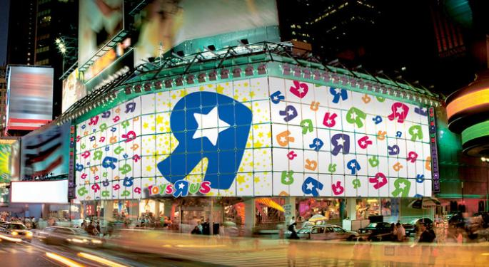 No Toying Around: Toys R Us Stores Could Be Coming Back To North America