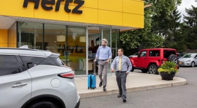 Carl Icahn Discloses 30.1% Stake In Hertz Global