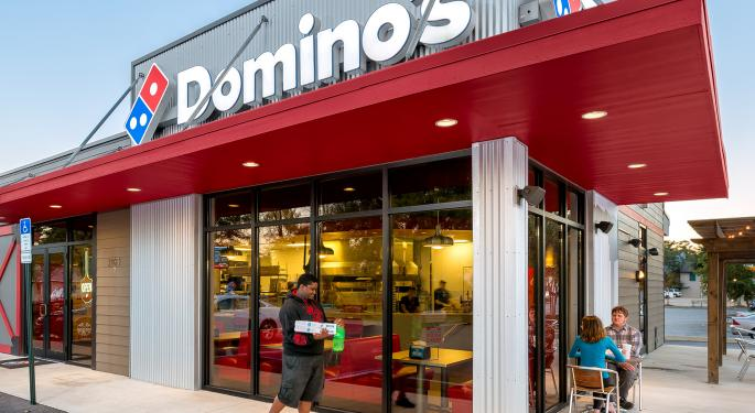 After 44% Run, Domino's Pizza Hit With A Downgrade On Valuation