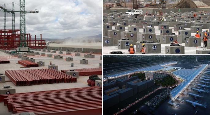 $1B USMCA Logistics Complex Planned For Mexico