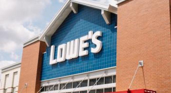 PreMarket Prep Stock Of The Day: Lowe's