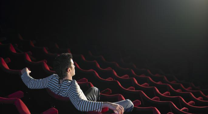 A Look At 4 Movie Theater Stocks Amid Poor Summer Box Office