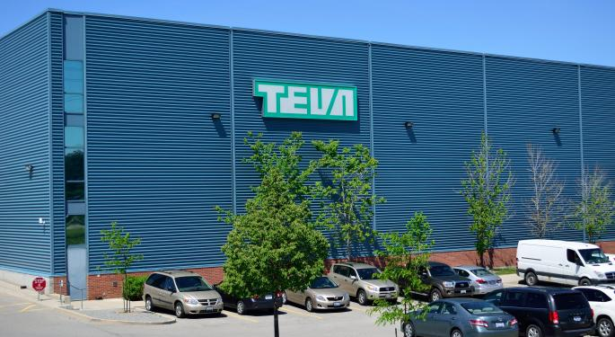 US Indicts Teva Pharmaceutical In Generic Drug Price-Fixing Case