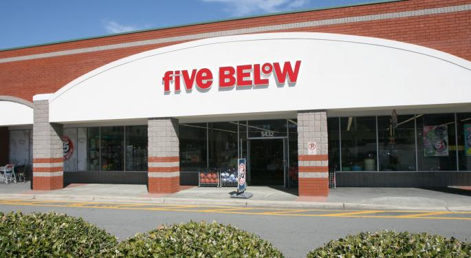 Analyst: Five Below Hits Its Stride With December Foot Traffic