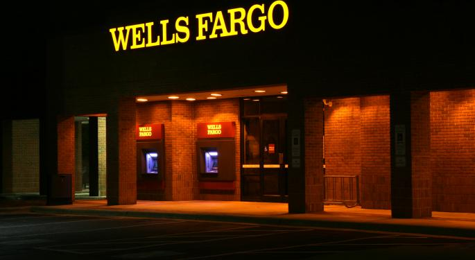 Wells Fargo Reports Q1 Earnings Beat, Stock Ticks Higher