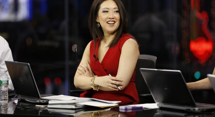 Keeping Up With Fast Money: A Day In The Life Of CNBC's Melissa Lee