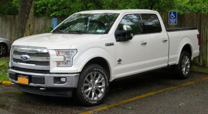 Chip Shortage Leads Ford To Idle F-150 Plant Through Sunday
