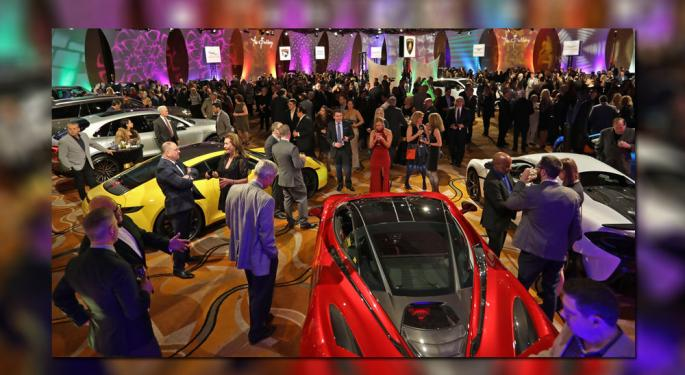 Inside The Detroit Auto Show: New Cars, Trucks And Concept Vehicles