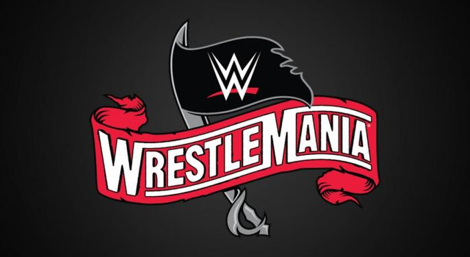 Wrestlemania 36 Will Take Place In An Empty Arena