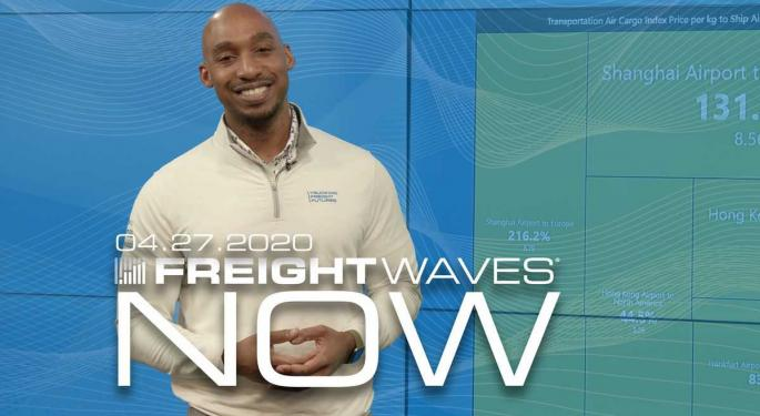 Reefer Volumes Are Holding Steady – FreightWaves NOW