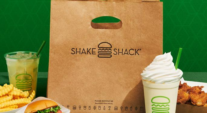 Shake Shack's Menu Ready for Delivery Through Uber Eats