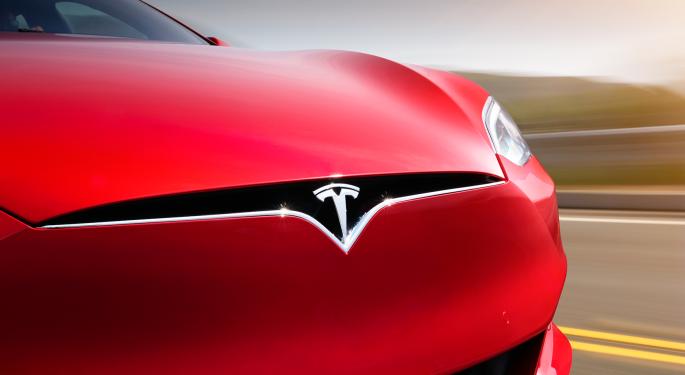 Tesla Raises Model S, X Charging Speed With Software Update