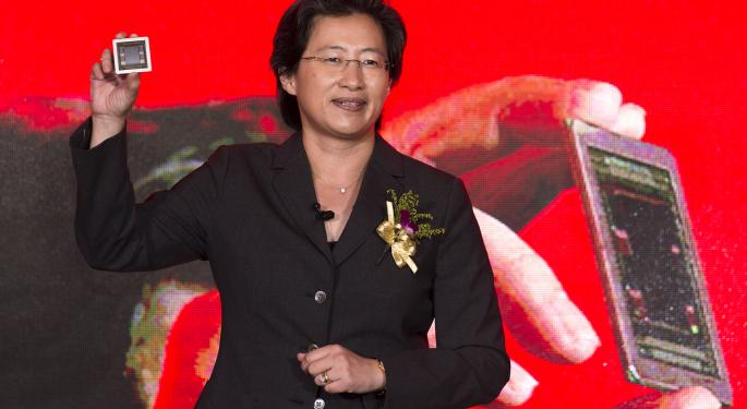 AMD CEO Lisa Su Denies Report She Could Be Leaving For IBM: 'Zero Truth To This Rumor'