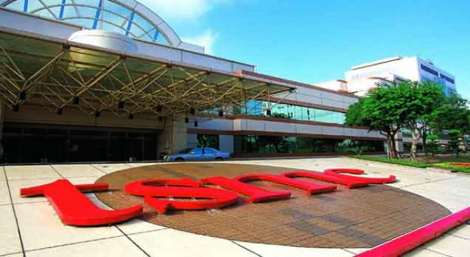 Apple Supplier TSMC Expects To Catch Up With Customers' Chip Demand By June