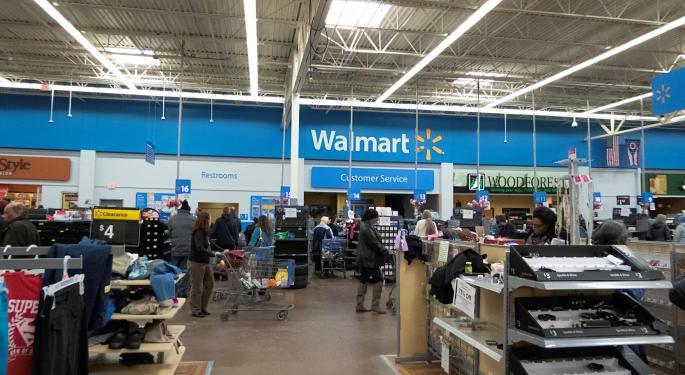 La filial india de Walmart registra un 'fuerte crecimiento'