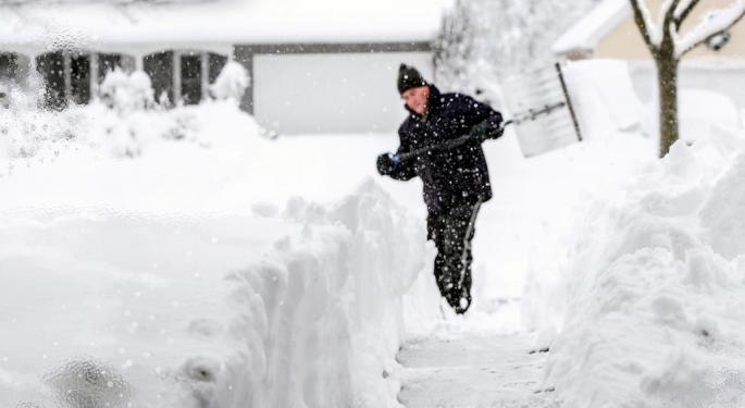 Blizzard Still On Track To Clobber Nation's Heartland