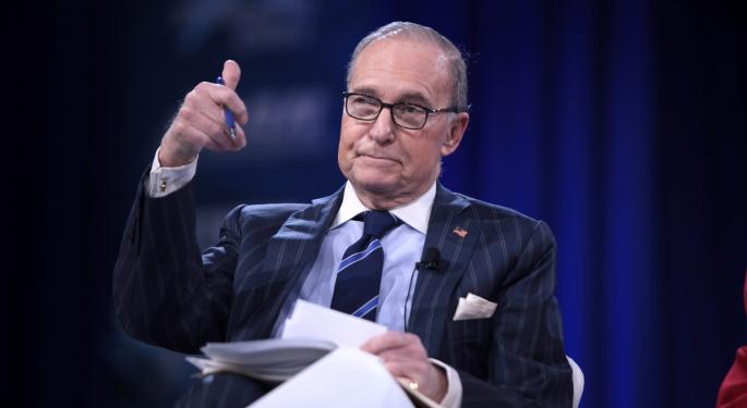What You Need To Know About Larry Kudlow, Trump's New Economic Advisor