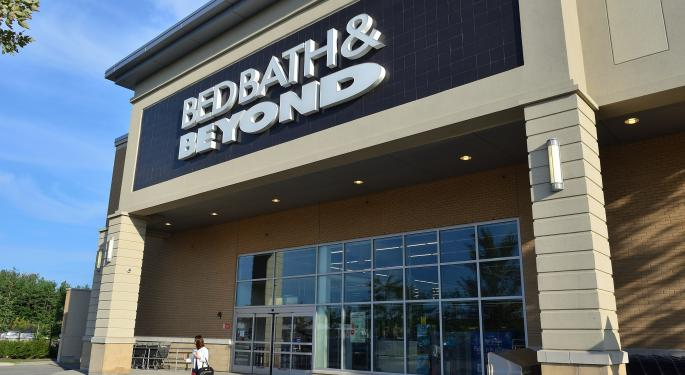 Bed Bath & Beyond Rallies As CEO Shares Turnaround Plans: 'We Are Making Substantial Moves'