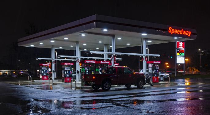 Why A Speedway Sale Could 'Create Several Options' For Marathon Petroleum During Energy Downturn