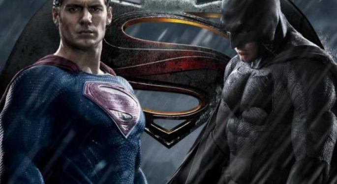 'Batman V. Superman': Investors Prepare For Highly Anticipated, Poorly Reviewed Film