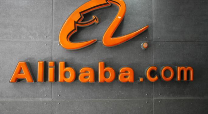 Alibaba (NYSE:BABA), Amazon.com, Inc. (NASDAQ:AMZN ...