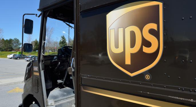 UPS And Ryder Are In Strong Bearish Trends