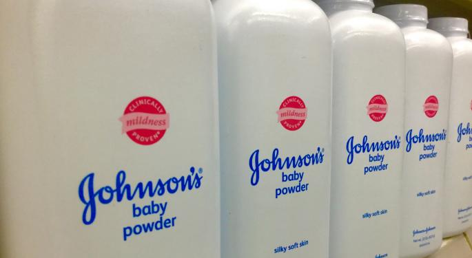 After Earnings Beat, Wall Street Talks Johnson & Johnson Litigation Risk