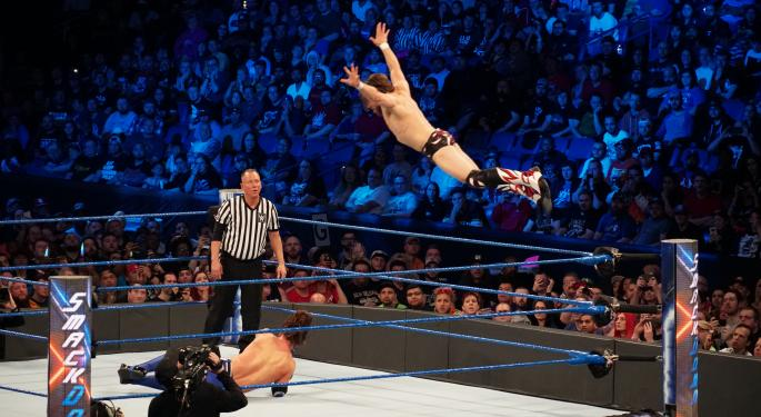 Analysts Remain Bullish On WWE, Cheer Early Ratings For 'Smackdown' On Fox
