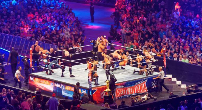 Analyst: WWE's Stock Is Worth A Buy Ahead Of WrestleMania Weekend