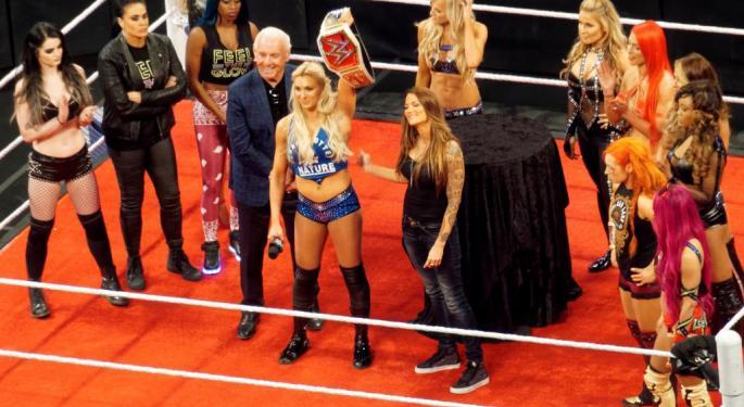 WWE Is Still A Heavyweight; KeyBanc Upgrades Stock Ahead Of TV Renewal Cycle