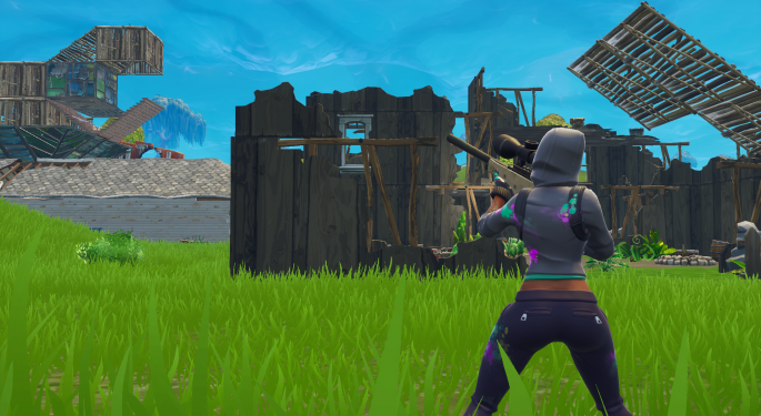 Apple Says Fortnite Maker Created The Epic Problem For Itself