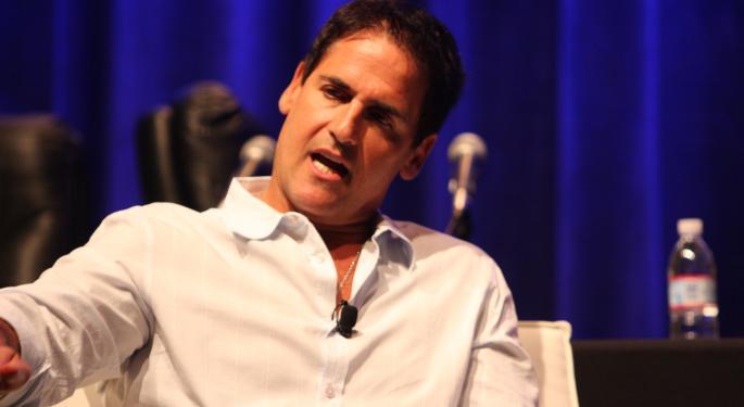 Cuban cree que las criptomonedas 'evolucionan en tiempo real'