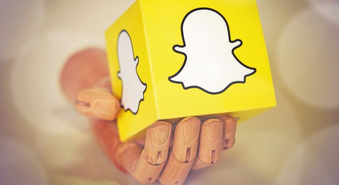 Snapchat Suggests Facebook Ad Boycott Bolstered Q3 Earnings