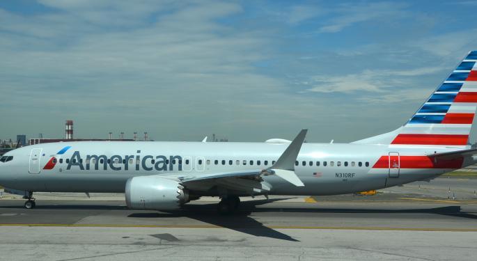 American Airlines Seeks To Relaunch Boeing 737 Max Flights In December