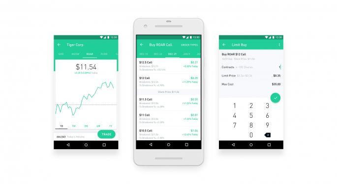 Robinhood Aims For Potential IPO In 2021: Report