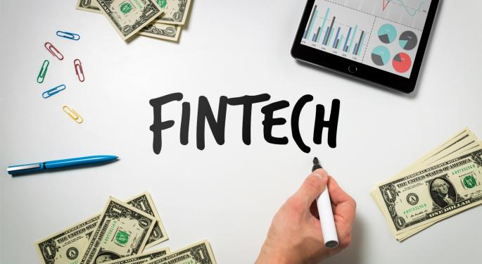 Fintech Startups On Track To Set Annual Financing Record