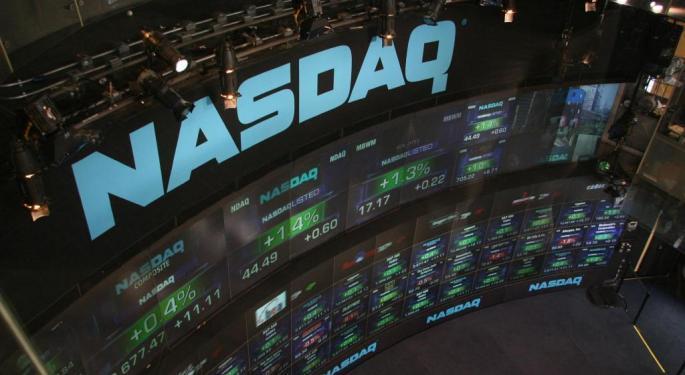 NASDAQ Closes At All-Time High