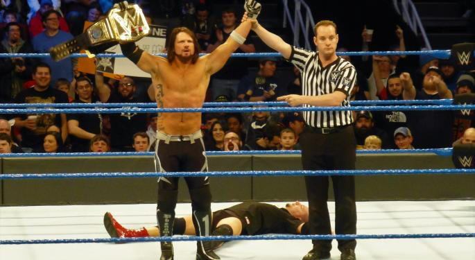 Analyst: WWE's Big Run Will Continue