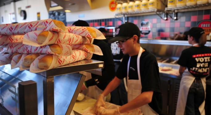 Jimmy John's CEO Abandons IPO Plan, Notes 'Table Was Set'