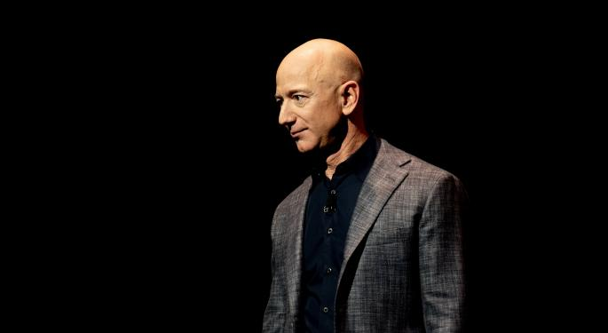 Jeff Bezos vende acciones de Amazon valoradas en 2.500M$
