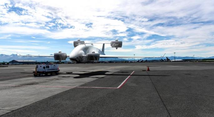 Sabrewing Is Making Unmanned VTOL Air Cargo Hauling A Commercial Reality